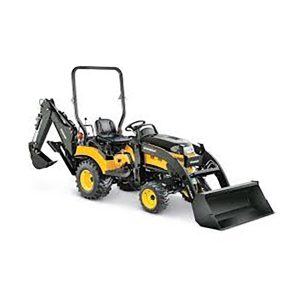 32hp Ag Tractor w/ Backhoe