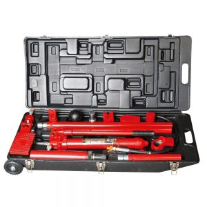 Porta Power 10 Ton Hydraulic Ram Kit