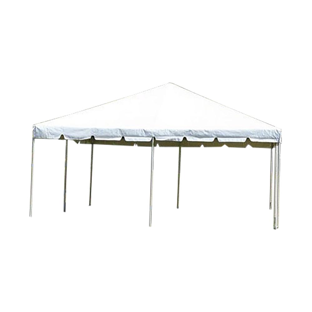 30\' x 30\' White Frame Tent