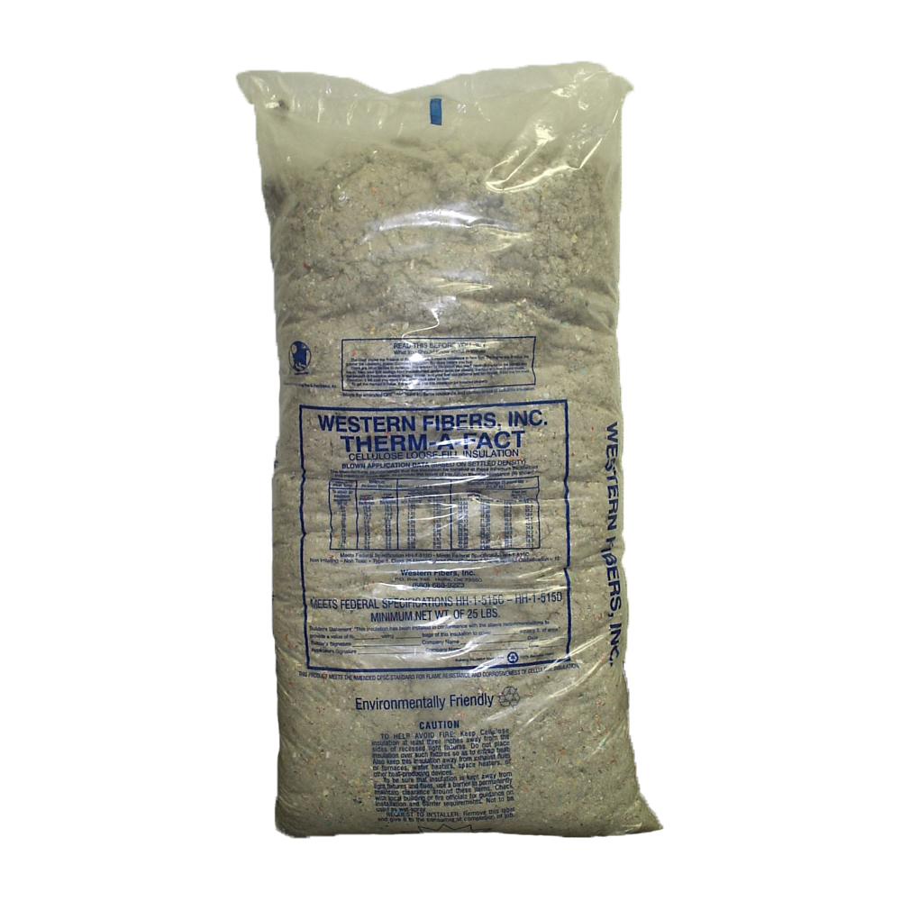 Cellulose Loose Fill Insulation