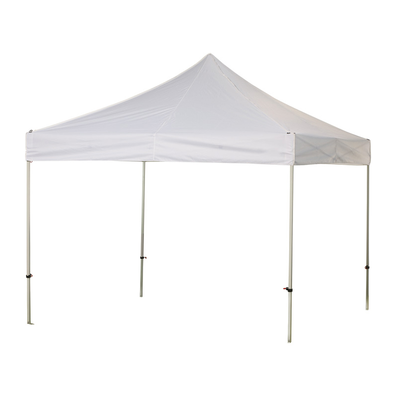 sc 1 st  Mikeu0027s Westside Rental & 10u0027 x 10u0027 White Canopy Pop Up Tent